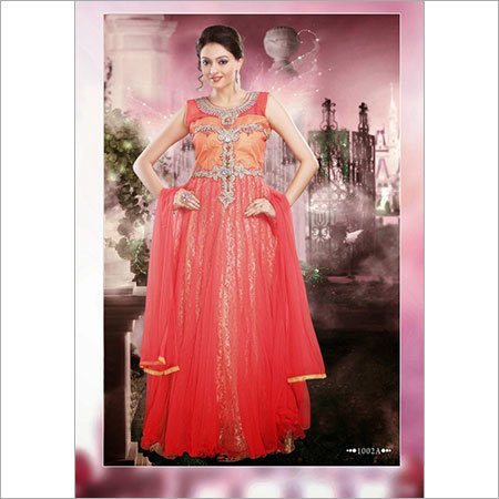 Gown Style Floor Length Anarkali Suits At Wholesal