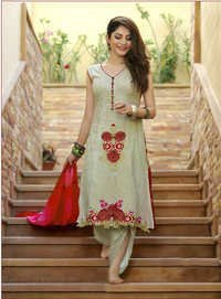 Glaze Cotton Salwar Suit