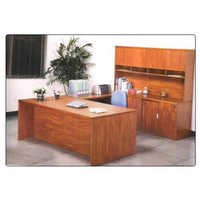 Office Table With Cupboards