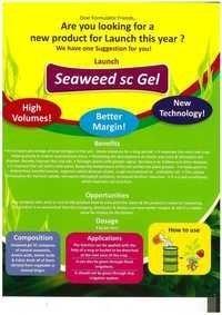 Seaweed Gel