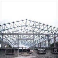 Structural Steel Fabrication Work