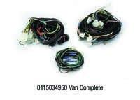 1559 SY 4950 Van Complete