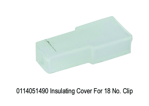 1557 SY 1490 Insulating Cover For 18 No. Clip