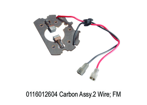 1562 SY 2604 Carbon Assy.2 Wire; FM