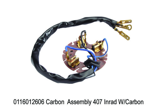 1564 SY 2606 Carbon Assembly 407 Inrad WCarbon