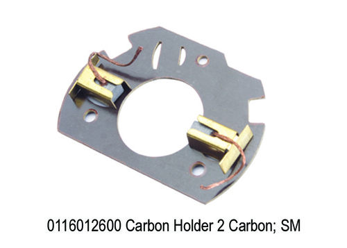 1561 SY 2600 Carbon Holder 2 Carbon; SM