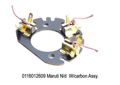 1567 SY 2609 Maruti Nd Wcarbon Assy.
