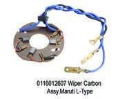 1566 SY 2607 Wiper Carbon Assy.Maruti L-Type