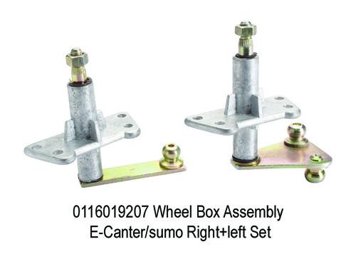 1573 SY 9207 Wheel Box Assembly Sumo Right+left Se