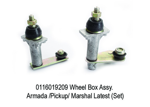 1575 SY 9209 Wheel Box Assy. Armada Pickup Marshal