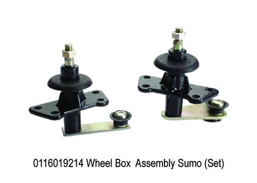 1576 SY 9214 Wheel Box Assembly Sumo (Set)