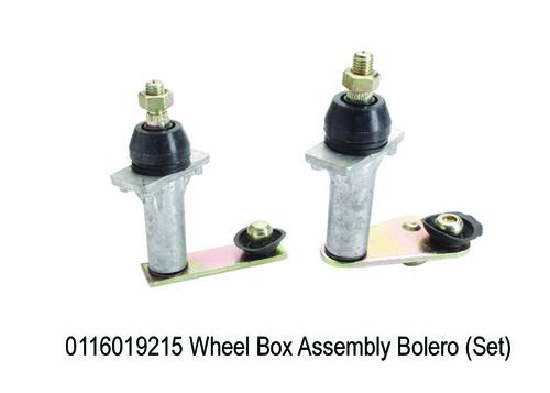 1577 SY 9215 Wheel Box Assembly Bolero