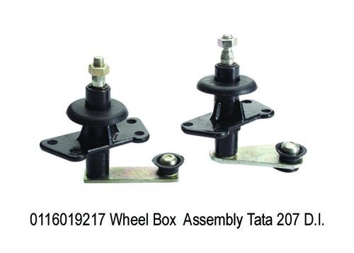 1579 SY 9217 Wheel Box Assembly Tata 207 D.I.