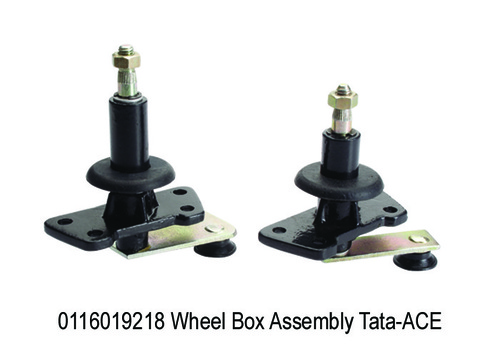 1580 SY 9218 Wheel Box Assembly Tata-ACE