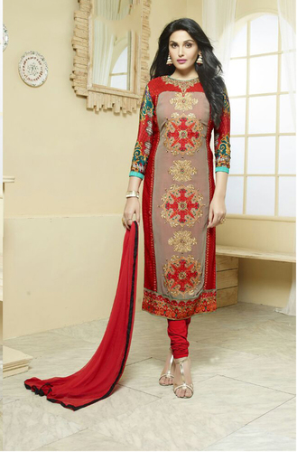 Multi-Color Designer Salwar Suit