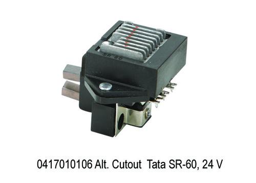 1598 XT 106 Tata SR-60, 24 V