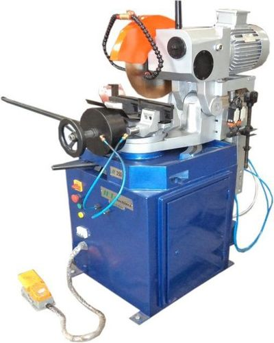 Semi Automatic Tube Cutting Machine