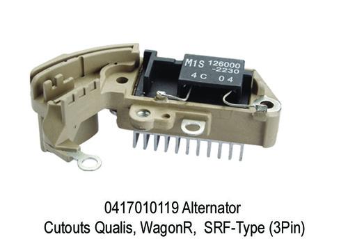 1602 XT 119 Qualis, WagonR, (3Pin)