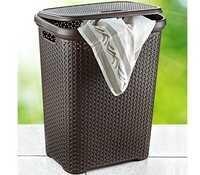 Rattan Laundry Basket (55 lt)