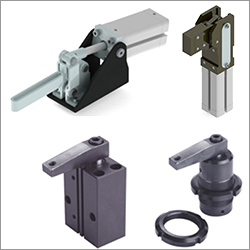 Pneumatic Toggle Swing Clamps
