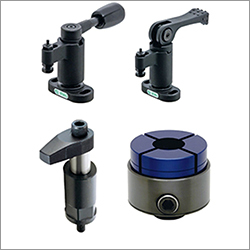 Machining Fixture Clamps