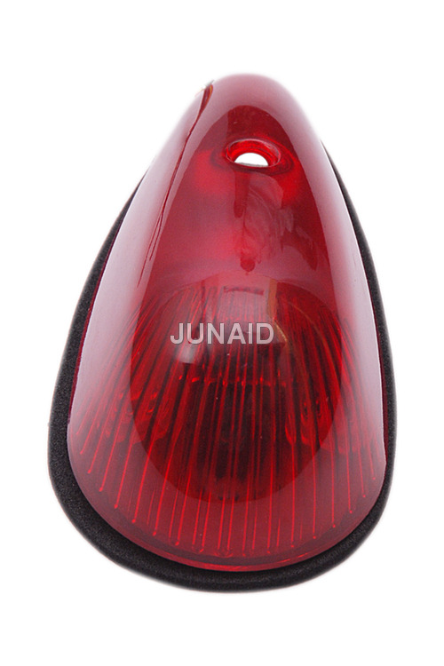 Small Height Marker Lamp Red