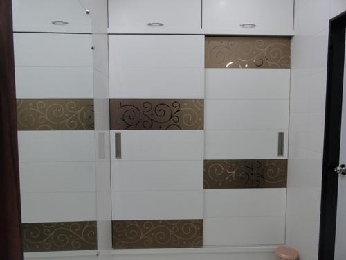wardrobe glass door design