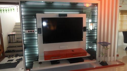 Glass TV Unit