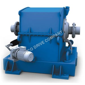 Variable Speed Fluid Coupling