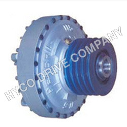 Shaft Fluid Coupling