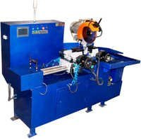 Servo Automatic Pipe Cutter Machine