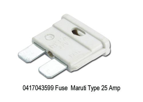 1671 XT 3599 0417043599 Fuse Maruti Type 25 Amp Xt