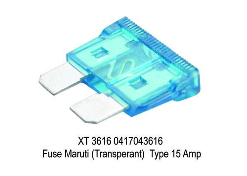 1674 XT 3616 0417043616 Fuse Maruti (Transperant)