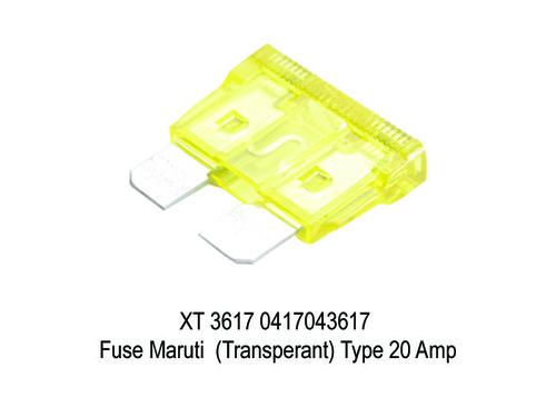 1675 XT 3617 0417043617 Fuse Maruti (Transperant)