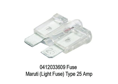 1682 XT 3609 0412033609 Fuse Maruti (Light Fuse) T