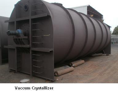 Industrial Vacuum Crystallizer