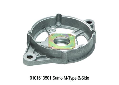 199 SY 3501 SumoCanterTaveraindigoScorpio BSide