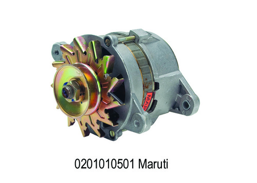 1 GF 501 0201010501 Alternator Assmy. Maruti L-Typ