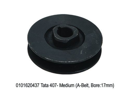 214 SY 437 Tata 407-(Medium (A-Belt, Bore17mm)