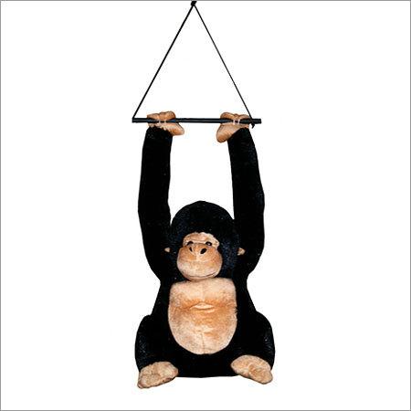 Hanging Chimp