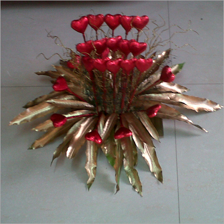 Home Made Chocolate Bouquet