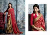 Bridal Zari Work Sarees
