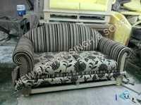 Printed Fabric Sofa
