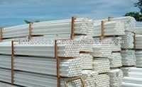 PLASTIC INJECTION MOULDING RIGID PVC PIPE MANUFACTURING PLANT URGENT SALE
