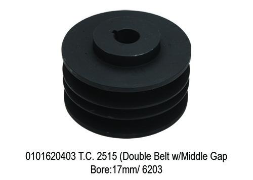 223 SY 403 T.C. 2515HM Loader (Double Belt wMiddle