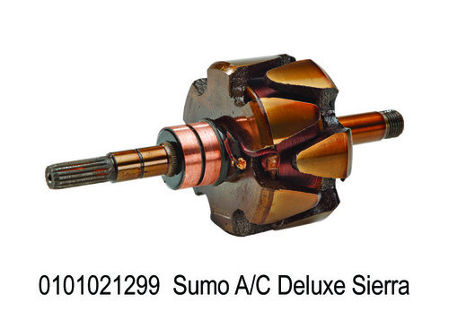 22 SY 1299 0101021299 Rotor Assembly Sumo AC Delux