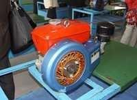 WORKING MODEL OF 1 CYLINDER, 4 STROKE CI ENGINE