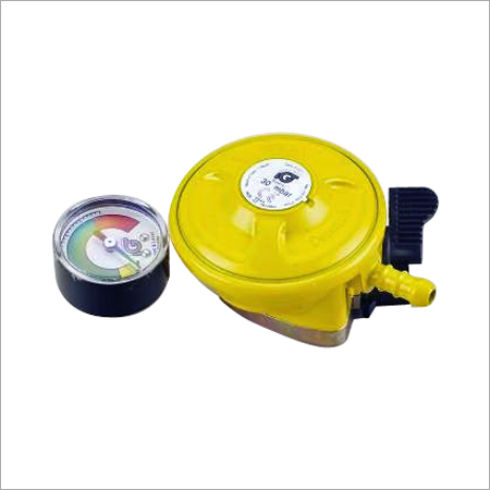 Regulator Cum Gas Safety Device