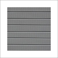 Flat Perforated Rolling Shutter