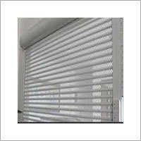 Perforated Rolling Shutter